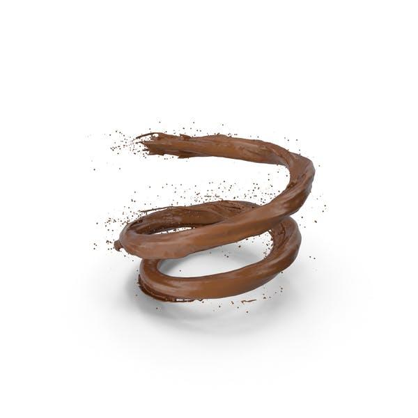 Chocolate Vortex