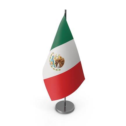 Tischfahne Mexiko