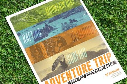Abenteuer-Trip-Flyer