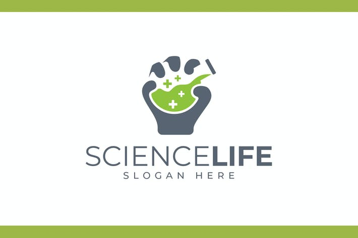 Thumbnail for Science Life - Health and Science Logo