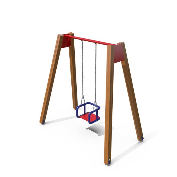 Outdoor Playground Baby Swing