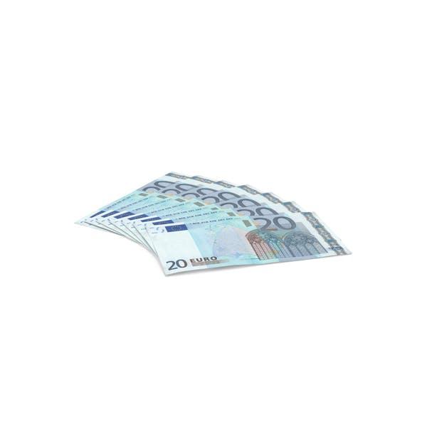 Thumbnail for 20 Euro Bill