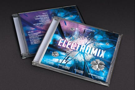 CD Cover Electromix