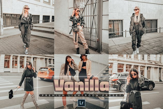 Vanilla Lightroom Mobile & PC Presets