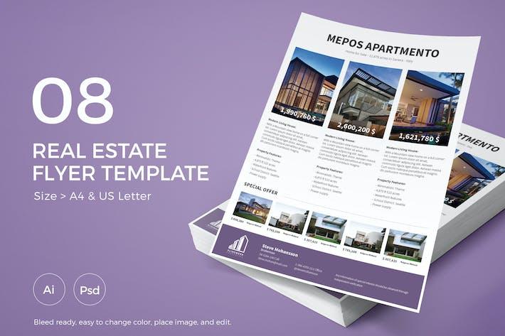 Thumbnail for Slidewerk - Real Estate Flyer 08