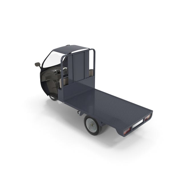 Tres ruedas Cargo Rickshaw