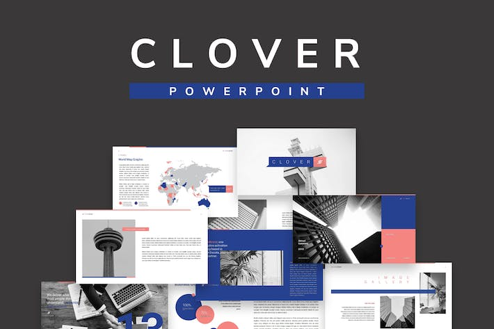 Thumbnail for Clover Powerpoint