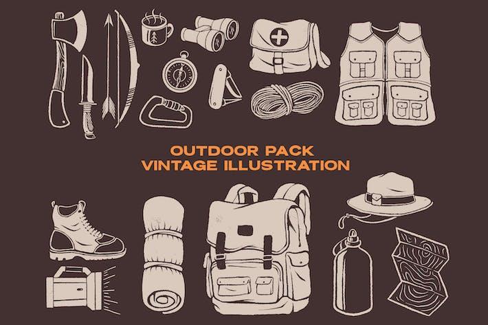 Outdoor-Paket