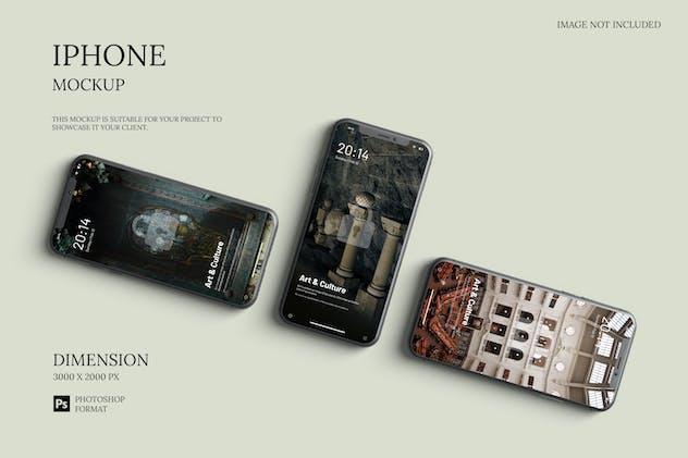 Stylish IPhone 11 Pro Max - Mockup