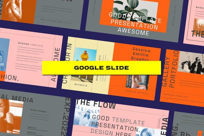 ПОТОК Google Слайды