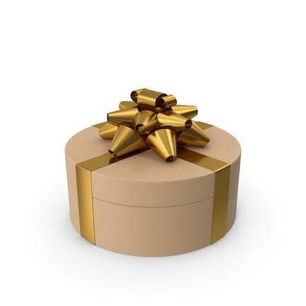 Cardboard Ring Gift Box