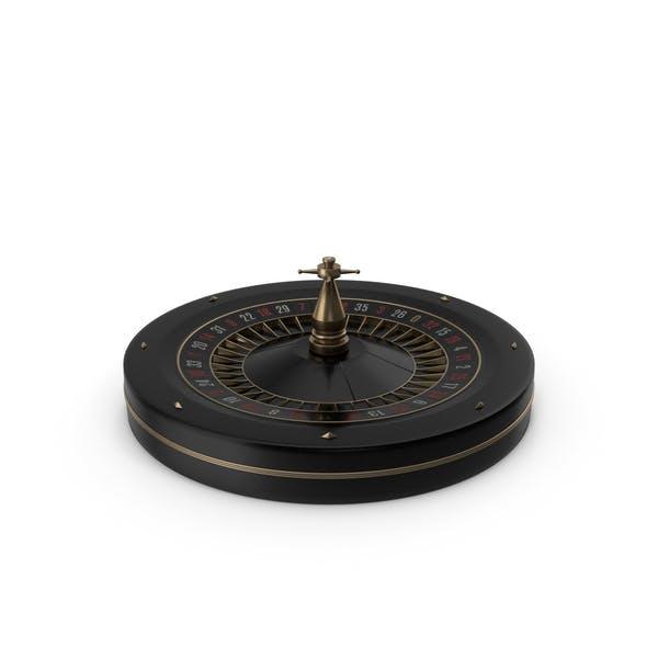 Thumbnail for Black Roulette Wheel