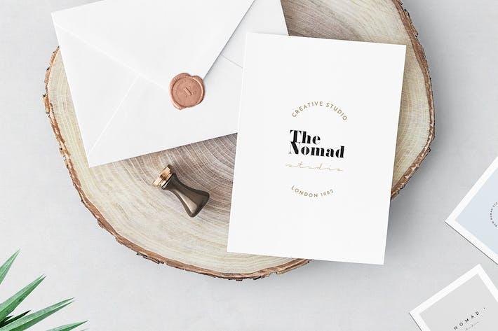 Thumbnail for Nomad Brand Logos · v2