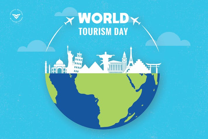 Thumbnail for Tourism Day Background