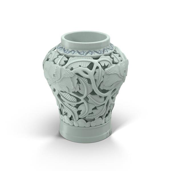 Thumbnail for Porcelain Urn