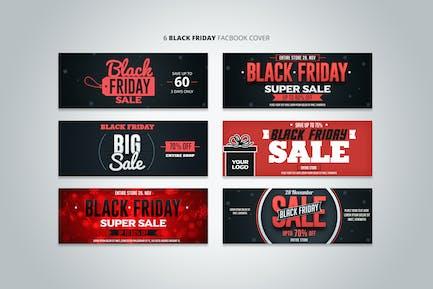 Black Friday Sale Facebook Cover
