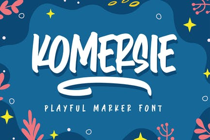 Komersie - Playful Marker