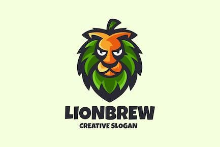 Green Lion Brewery Logo