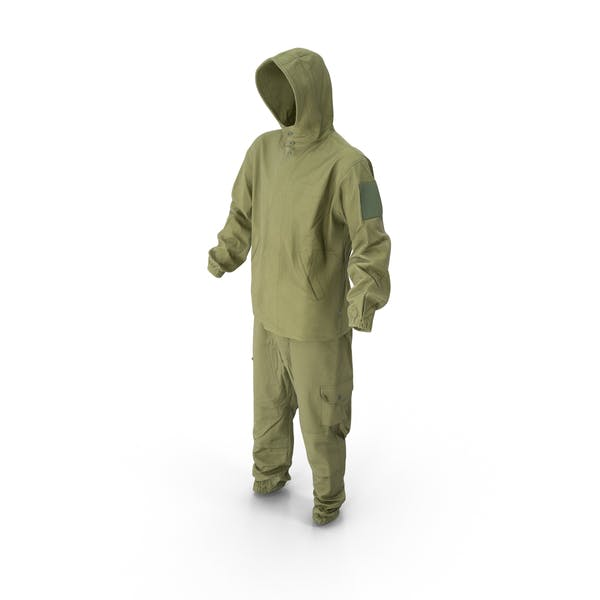 Thumbnail for Military Coveralls
