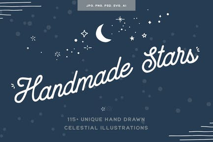 Handmade Stars