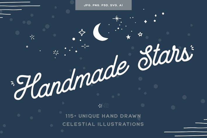 Thumbnail for Handmade Stars