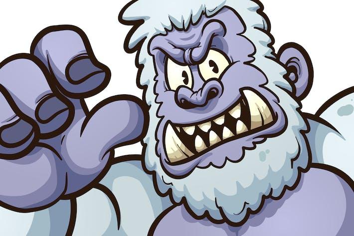 Thumbnail for Yeti Monster