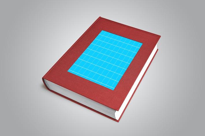 Thumbnail for Hardcover_Book-Mockup