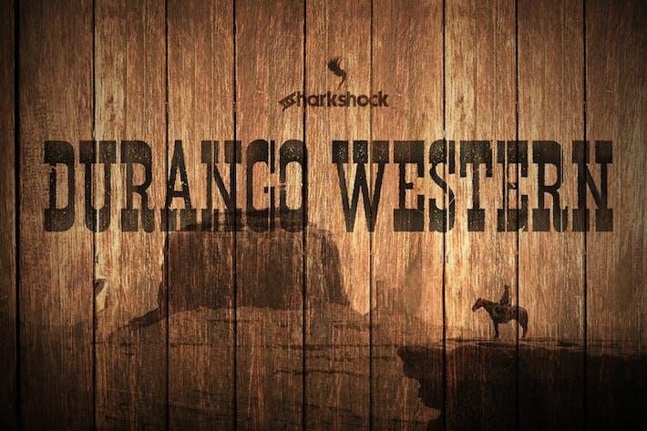 Thumbnail for Durango Occidental