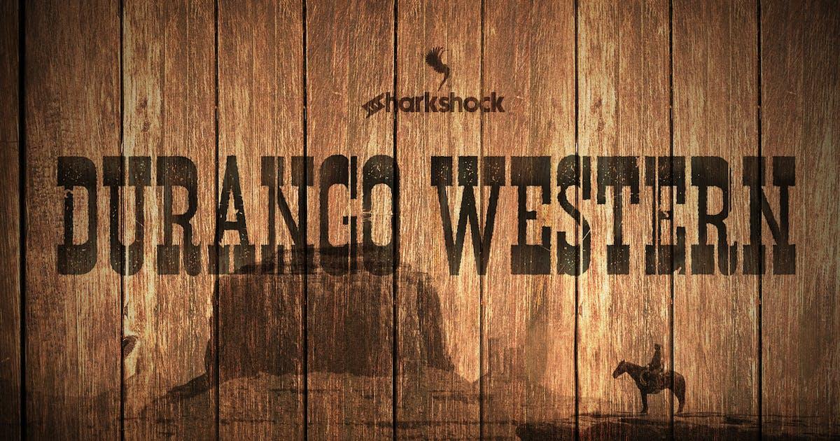Download Durango Western by sharkshock