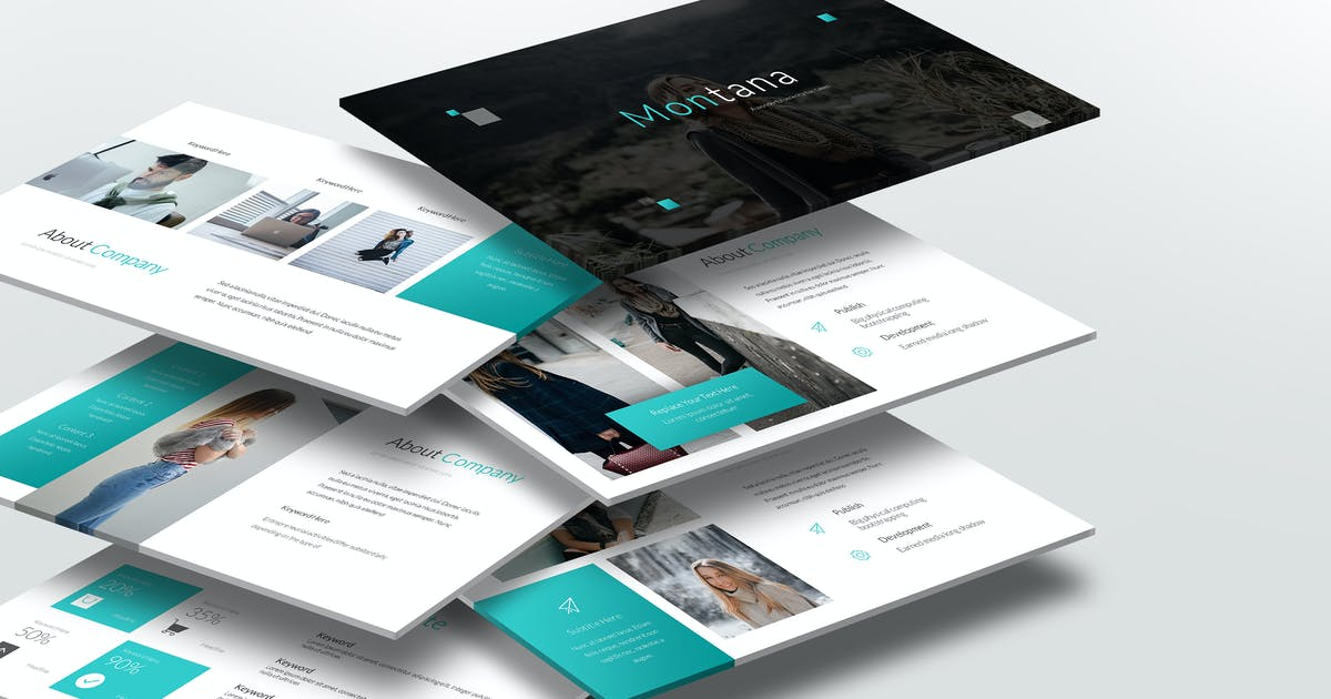 Download Montana - Google Slides Template by aqrstudio