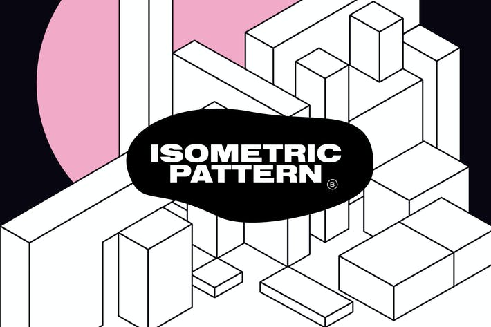 Thumbnail for Isometric Pattern