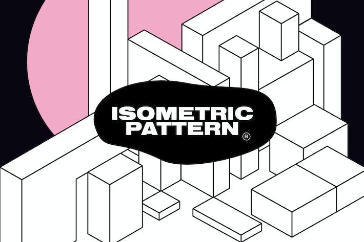 Thumbnail for Isometric Pattern