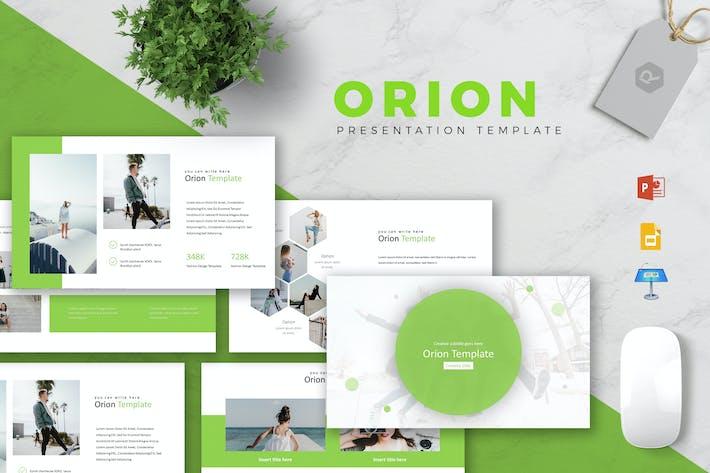 Thumbnail for ORION - Business Powerpoint/Google Slide/Keynote