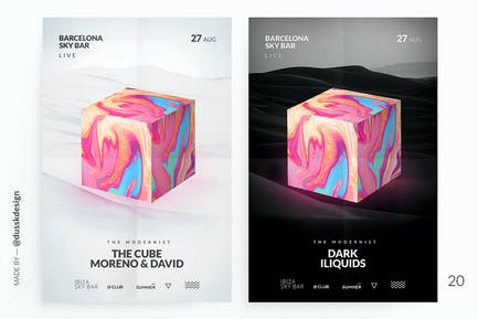 The Cube Flyer