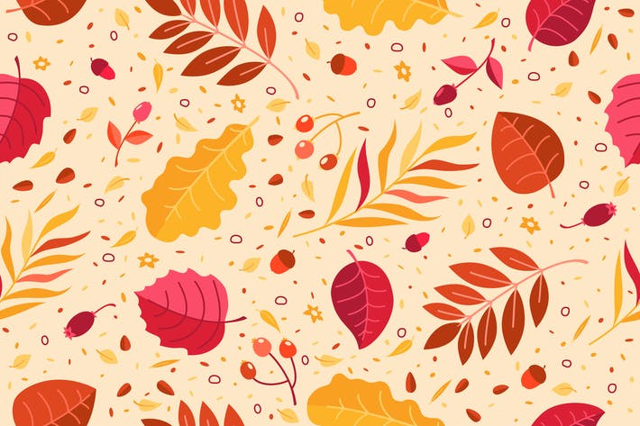 Thumbnail for Autumn Pattern
