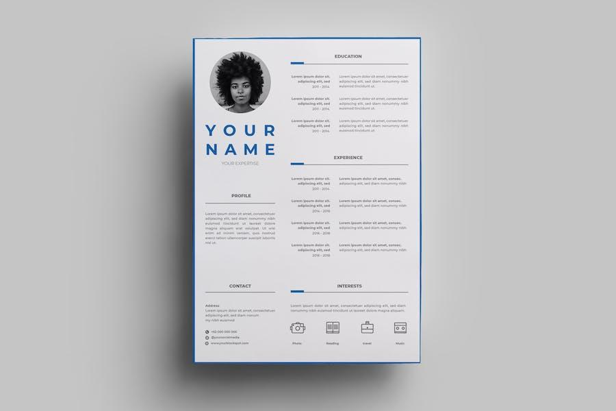 Resume Design Templates.07