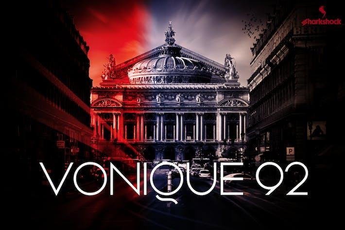 Cover Image For Vonique 92