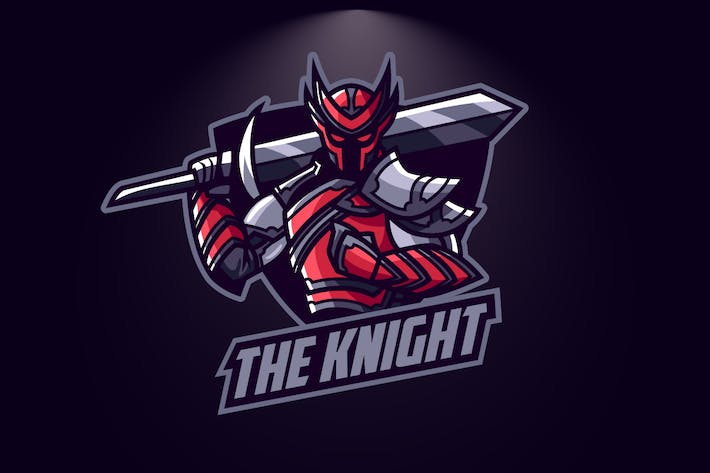 Thumbnail for Knight Esport Logo