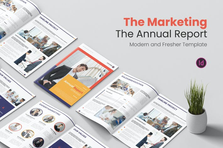 Thumbnail for Marketing Solution Annual Report