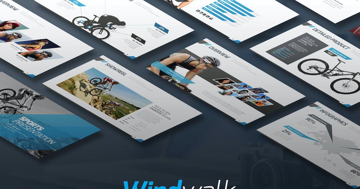 Download Windwalk Keynote Template by Unknow