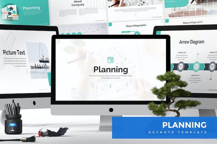 Thumbnail for Planning-Keynote Vorlage