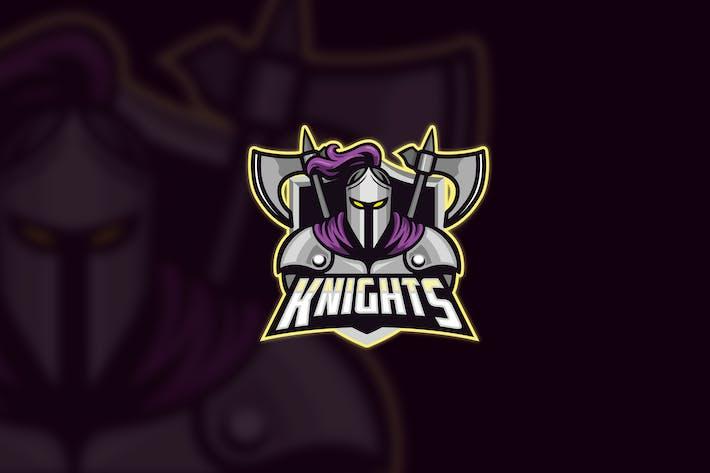 Thumbnail for Knights Esports Logo