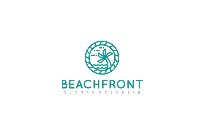 Thumbnail for Beach Front Logo