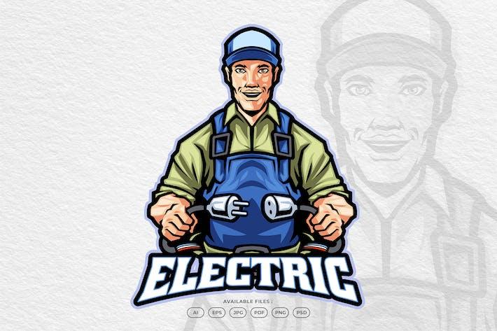 Retro Electrician