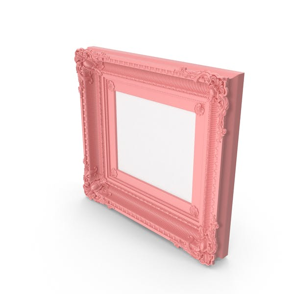 Pink Baroque Picture