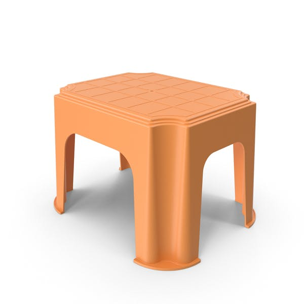 Thumbnail for Plastic Stool