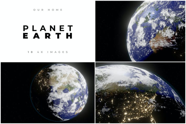 Thumbnail for Planet Earth From Space