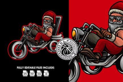 Santa 3 Wheels Motor