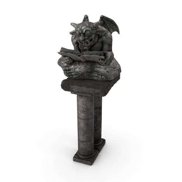 Fantasy Gargoyle Statue