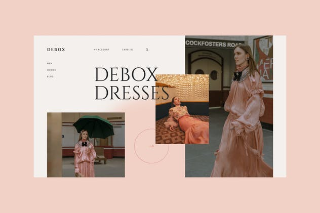 Debox – clothes boutique